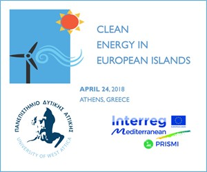 Clean Energy in European Islands
